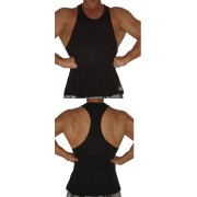 C311 Crazee Wear Herre Racerback Tank Top