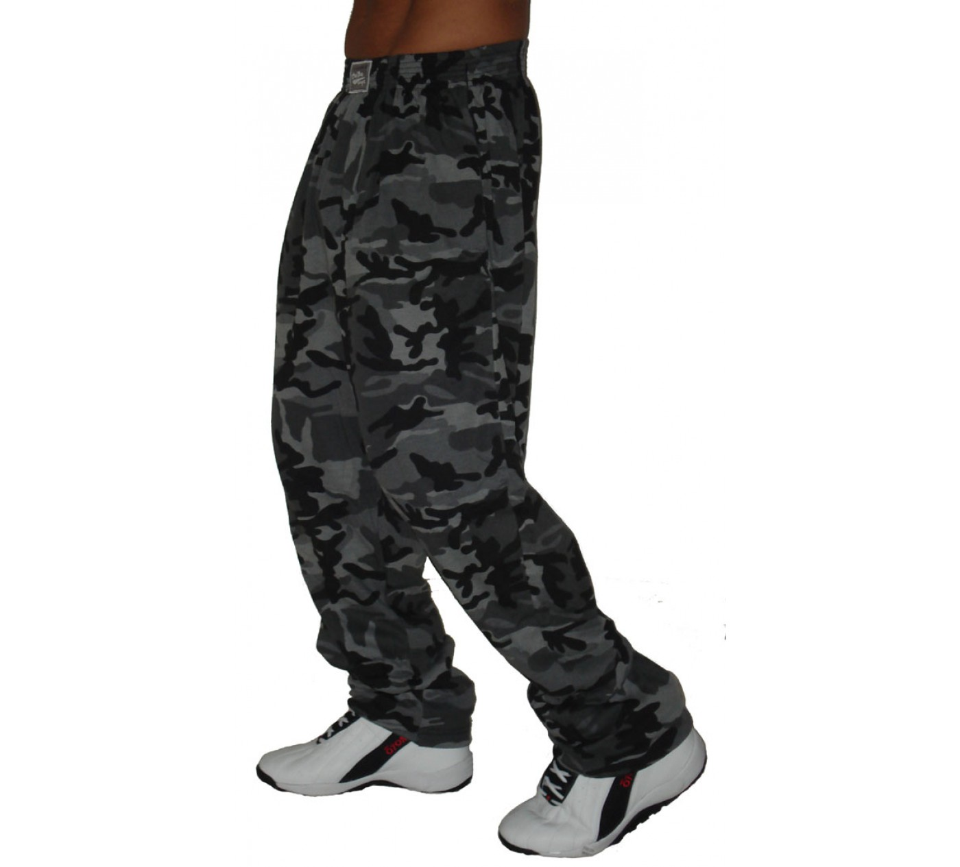 C500 Kalifornien Verrückte Wear Workout Pants - Patterns