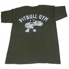 Logo Pitbull Army Shirt