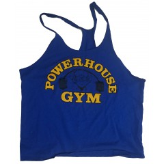 BLOWOUT - PH-018 Powerhouse Gym mens y-back string tank