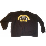 CLOSEOUT- P-01 Powerhouse Gym bodybuilding sweatshirt top