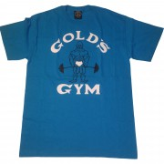 CLOSEOUT- G-03 Golds Gym Bodybuilding T Shirt old joe icon