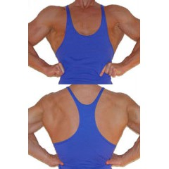 F399 Streç Muscle Tank Top