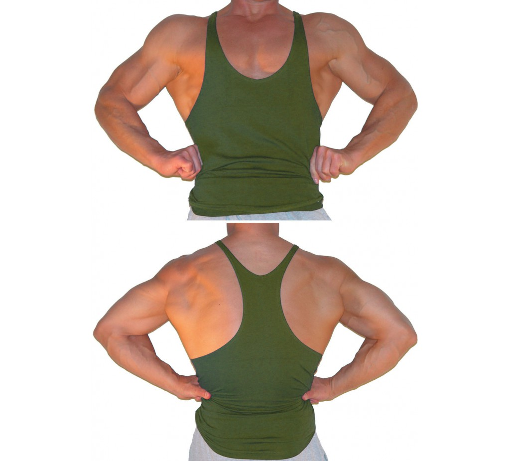 """If you want to be t-shirt and tank top ready, you have to pay attention to the details. Perform each of these workouts once per week over the next 4-weeks, and watch those """"beach muscles"""" stand out like you ."""