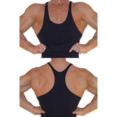F399 Stretch Muscle Tank Top