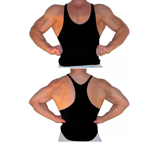 F399 Stretch Izom Tank Top