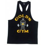 G310 Golds Gym Logo Racerback Tank Top Joe