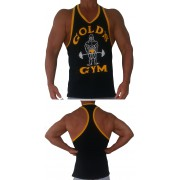 G315 Golds gym t-back tank top belstijl Old Joe logo