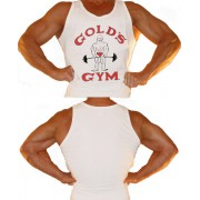 G320 Golds canotta palestra mens atletico-cut icona joe