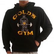 G850 Golds Gym Hoodie - Joe-Logo