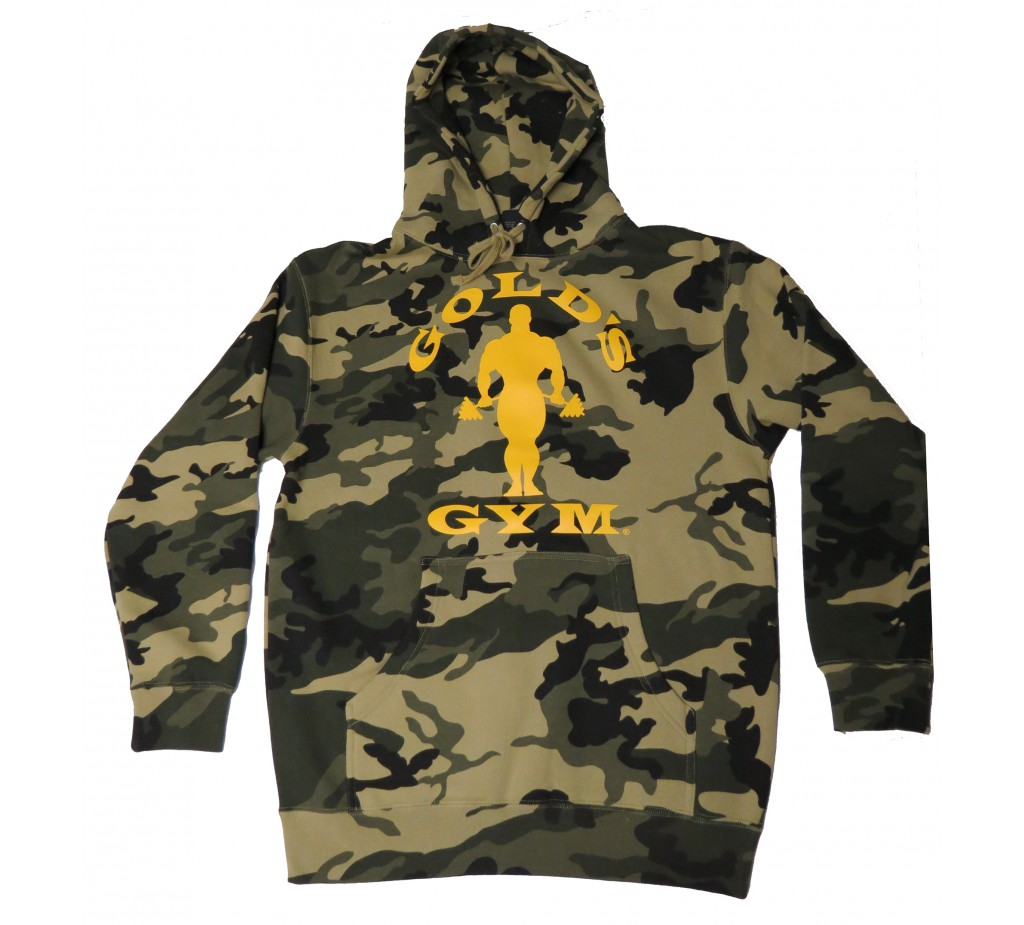 G851 Golds gym hoodie - joe logo