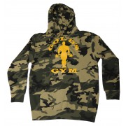 G850 Golds gym hoodie - joe logo