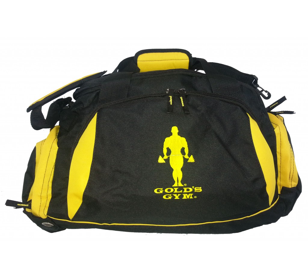 Large Gym Bag for Workout Clothes :G961 Golds gym bag or ...