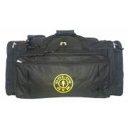 G963 Gold Gym Bag Jumbo Workout Wear Storage