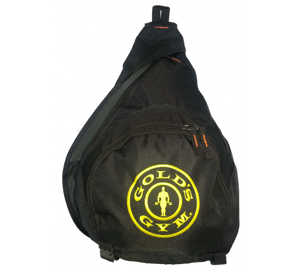Backpack Gym Bags for Bodybuilding Clothing :G967 Golds Gym sling ...