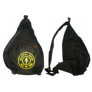 G967 Golds Gym sling rugzak sporttas