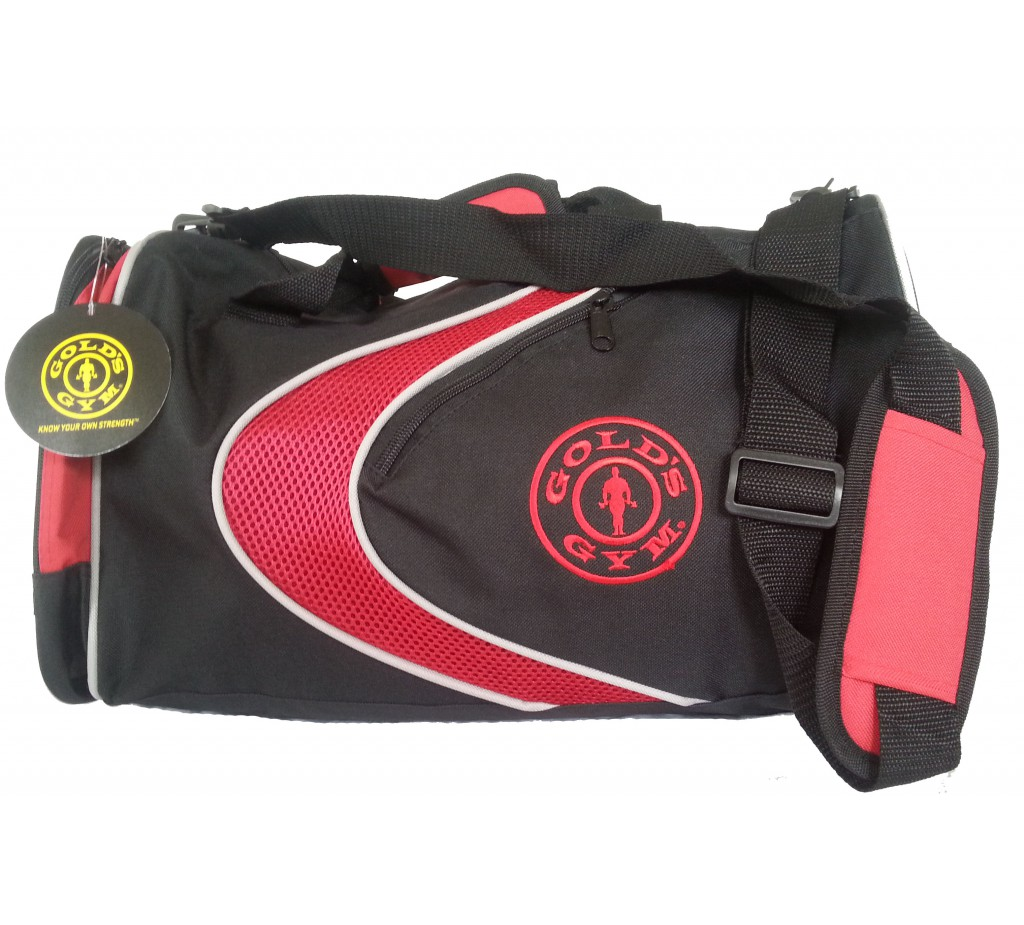 Large Gym Bag for Workout Clothes :G977 Golds Gym Bag Sports ...