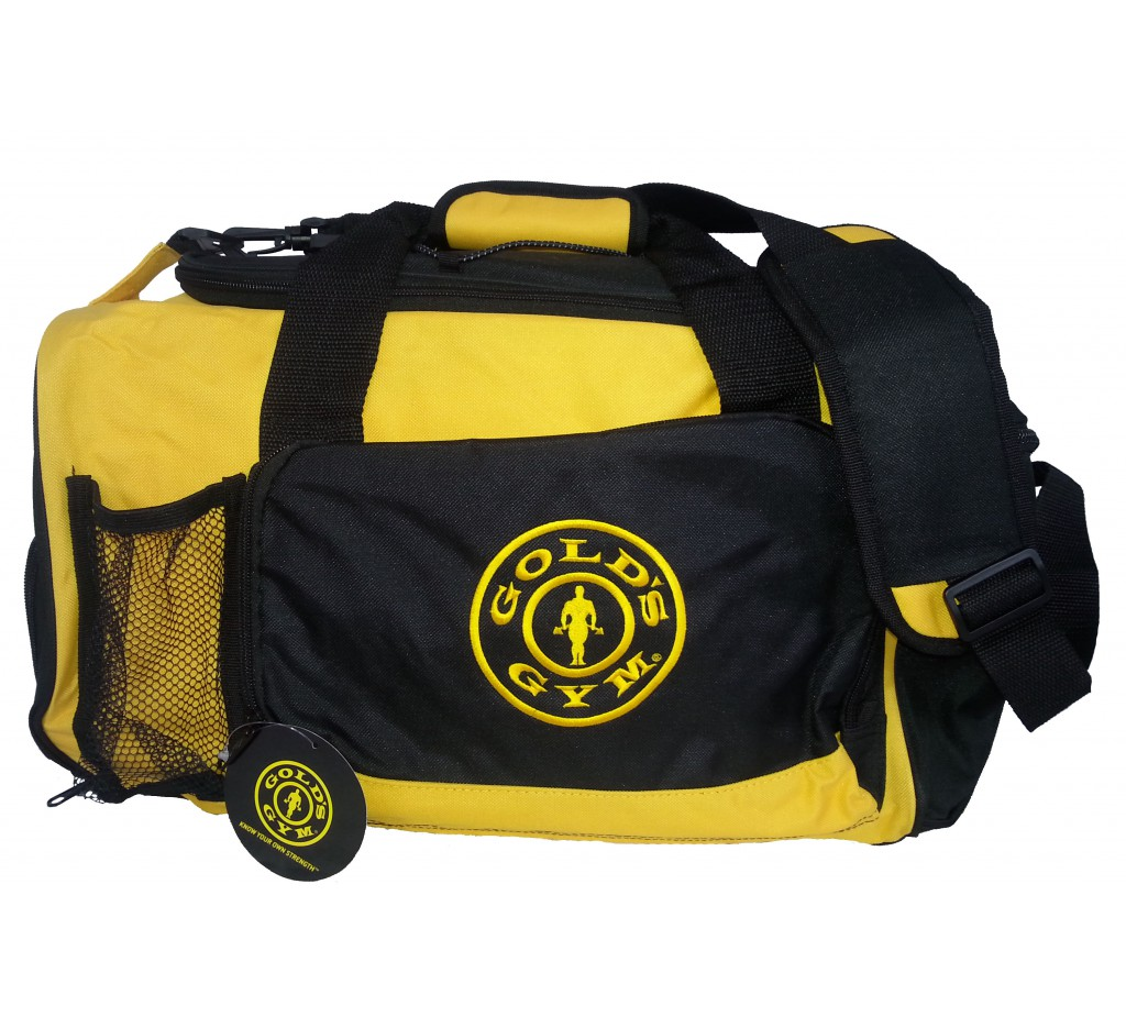G979 Golds Gym Bag Sports Duffel Bag Everything design