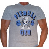 P101 Pitbull Shirt Bilanciere logo