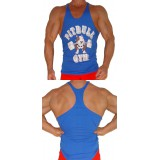 P301 Pitbull Gym Tank Top Sztanga String