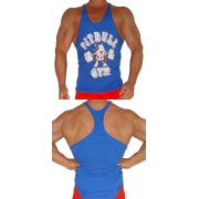 P301 Pitbull Gym Hanteln String Tank-Top
