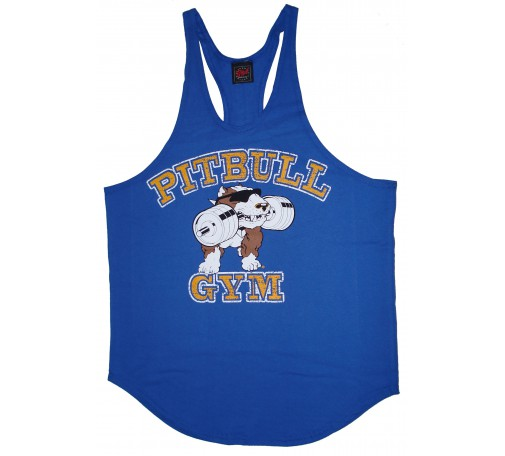 P312 Pitbull Gym snor tank top sten logo