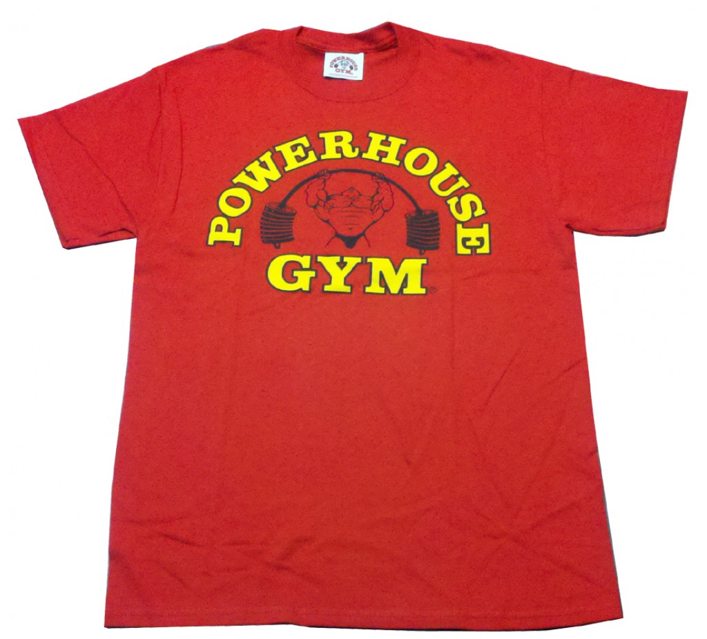 PH101 Powerhouse Gym Shirt