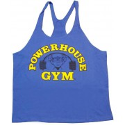 PH300 Powerhouse Gym mens y-back tekenreeks tank