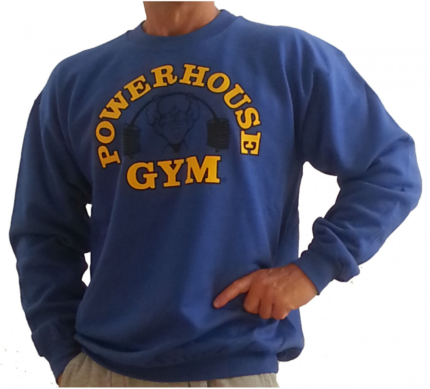 PH800 Powerhouse Gym musculation sweat haut