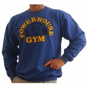 PH800 Powerhouse Gym Bodybuilding Sweatshirt oben
