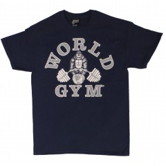 World Gym Bodybuilding T Shirts
