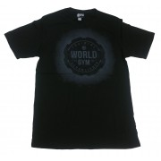 World Gym Shirt  Training World Gym Black