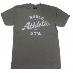 World Gym workout shirt World Athletic Dept
