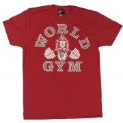 World Gym Muscle Shirt Tee