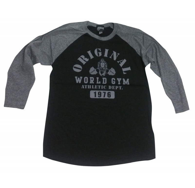 World Gym World Athletic Dept Workout shirt