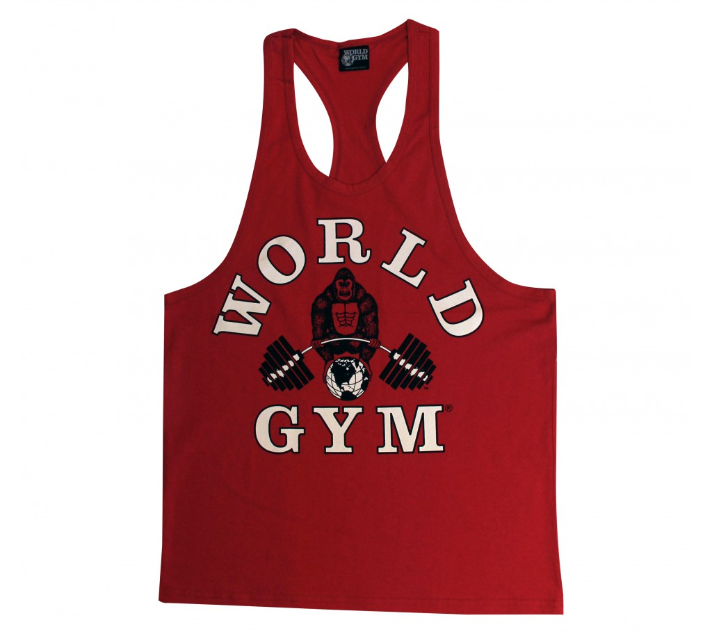 eeeab0d48d55fa World Gym   Mens Muscle Workout Clothing - Tank Top