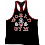 W310 World Gym Workout Singlet Racerback