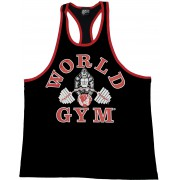 W310 World Gym tanque treino top racerback