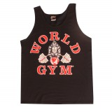 W320 World Gym Mens Singlet