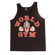 Top mens W320 World Gym serbatoio