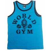 W320 World Gym Mens Tank Top