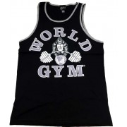 W300 World Gym camiseta stringer