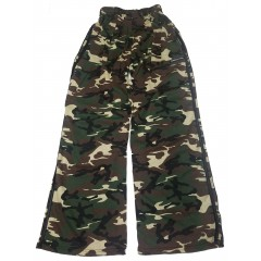 World Gym Camo baggy Workout Pants