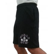 Shorts largos de World Gym