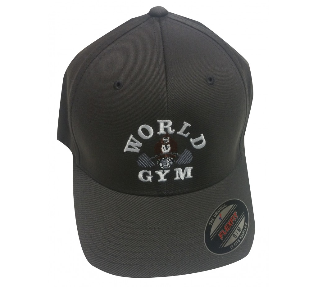 G930 Golds gym skull cap embroidered joe logo
