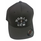 G930 Golds gym skull cap brodert logo joe