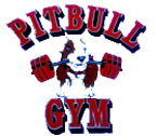 Pitbull gym logo clothing
